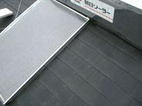 屋根の太陽光発電ソーラー